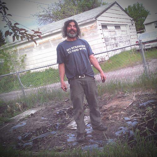 Loverman Sweet Goofysmile No Stranger To Hard Work shirt. Lol<3