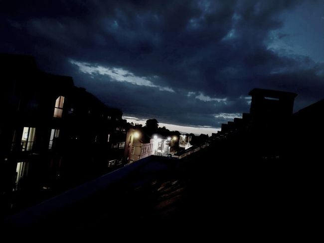 Street Sky Clouds And Sky Home