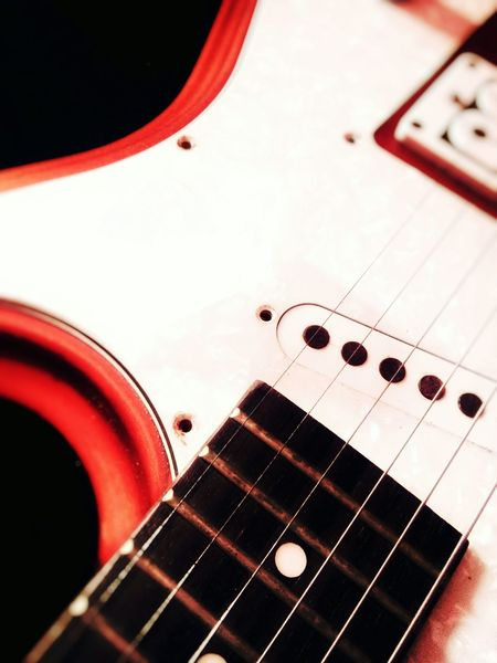 Taking Photos Music First Eyeem Photo Musical Instrument Guitar Guitarist Musician Music Is My Life Eyeemphotography Music <3 Musica Lovephotography  Electric Guitar Orange Color Strings Peavey Rock Love Music