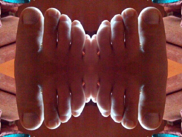 Getting Creative Pies Foot Simetria Simetrical