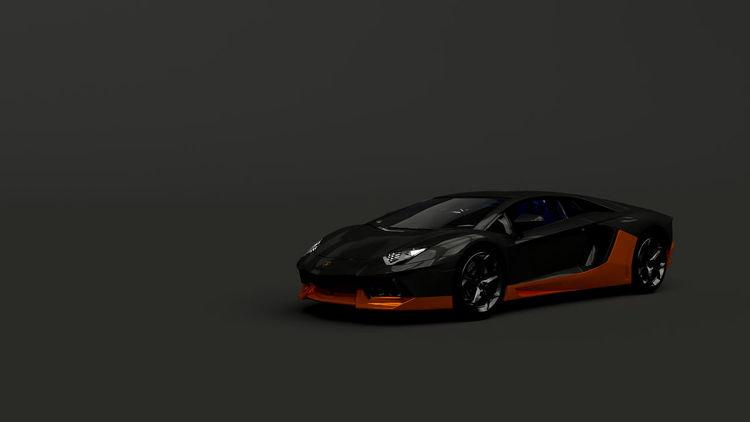 Lamborghini Car Studio Shot Black Color Dark Technology Motorsport Lamborghini Lamborghini Aventador LamborghiniLovers 3D Art 3d Rendering 3D 3Dart 3dmodel 3Dartist Blender 3d