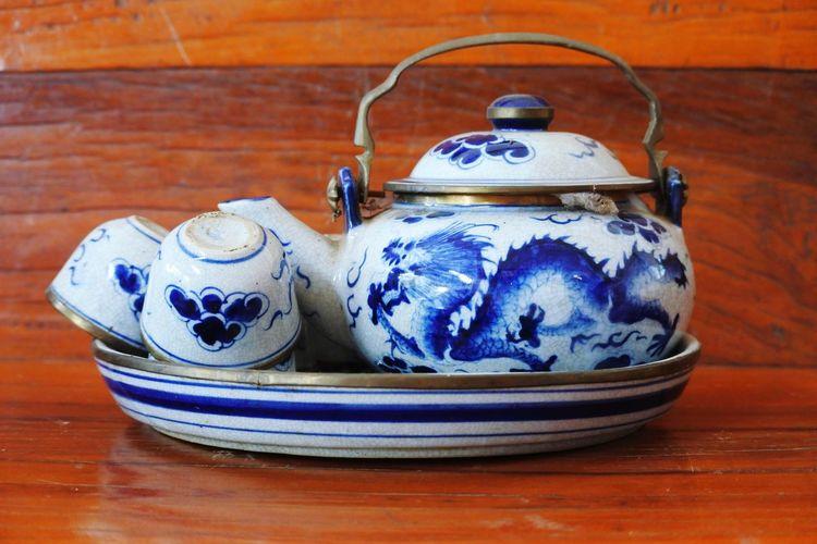 Teapot Antique