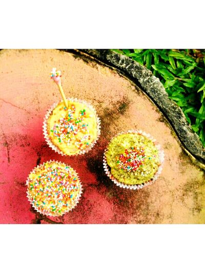 Cup cake by me Hii Foods Cutecake