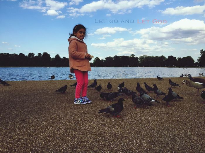 Riches; achievements may take us to the most honourable positions or highly recognised accreditings in the world, still under the grave the decomposition process is the same for everyone. We all go back to what we're all made of. For a moment I stood still when I saw a little girl feeding the birds. She only had a piece of bread in her hand yet she was so cheerful to give it away to the birds. We often hold things back from giving it to the needy so that we may store up wealth for the future, but let me tell you our tomorrow's are not a guarantee, death can visit us anytime in life like an uninvited guest. So do good while you've the opportunity, give while you've the earnings, help while you're able, smile until the pain drowns you, forgive everyone as Christ forgave you, and love as long as you're alive. Let go of the treasures and let God to work in your life. Giving Loving Caring Compassionate Lovegod Lovepeople Generous Forgive Compassion Donotholdback