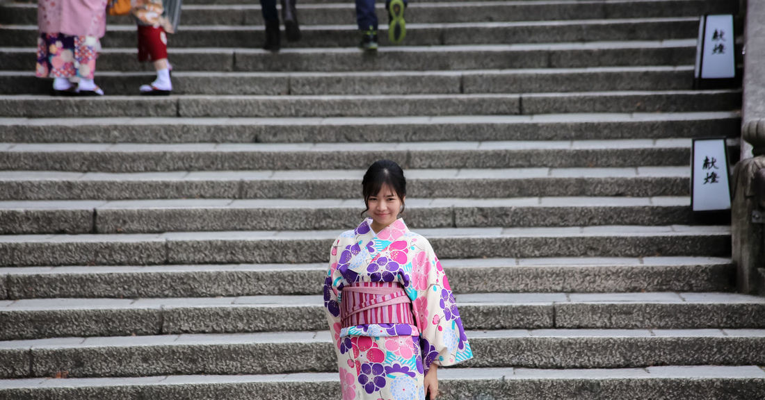 Japanese Girls Beautiful Autumn Day Beautiful Girl From My Point Of View Japanese Culture Japanese Fashion Japanese Girls Japanese Style Japanese Temple My Year My View Peple Photography