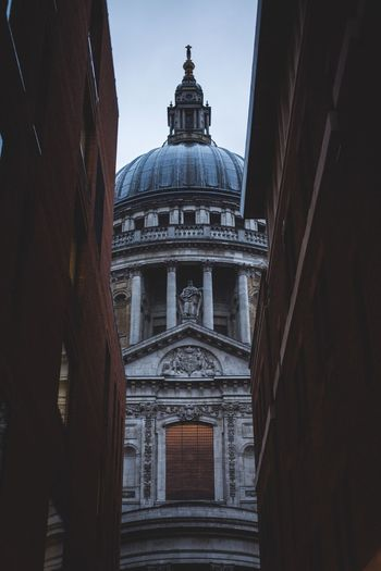 London Architecture Building Exterior City Stpauls Church Welcome To Black