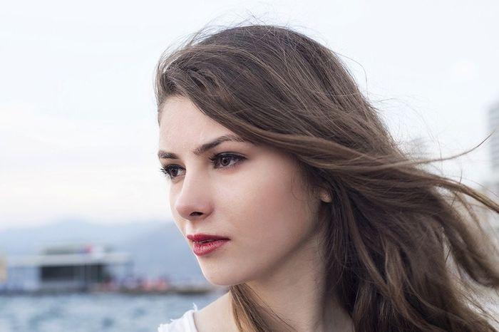 Kordon. Alsancak - İzmir / Turkey Portrait Color Portrait Beauty Photoshoot