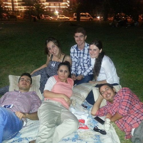 Sere serpe:) every time we are together:)))