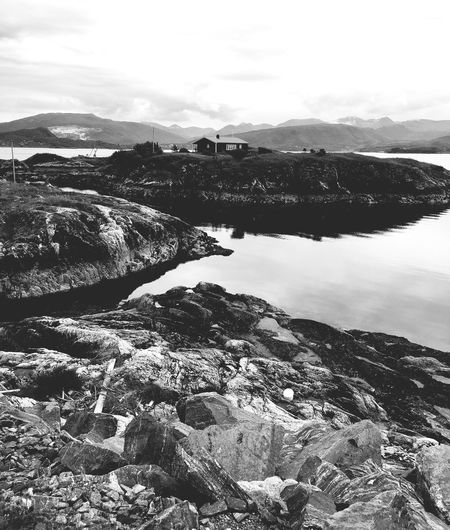 Monochrome Photography Eide Norway
