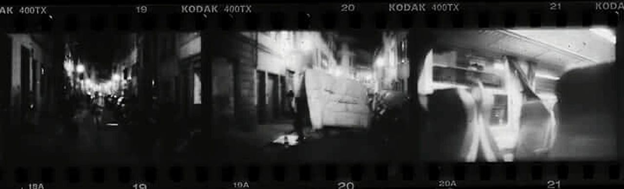 Film n.°2. Kodak Kodak Tri-X 400 Film Smile Absëst Florence Firenze