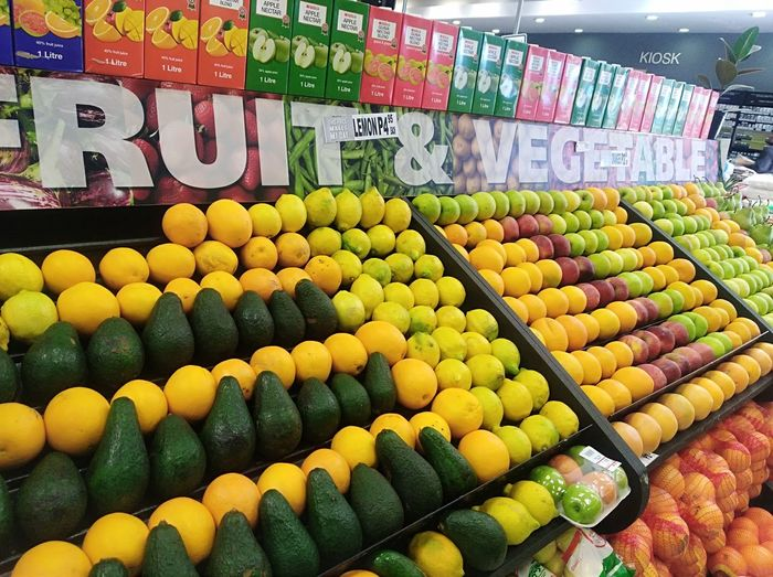Organic Fruits SUPER Market Shop Tutume Botswana Urban Village Spar Tutume Spar Colour Organuc Colori Supermarket Price Tag Multi Colored Market Fruit Retail  Business Finance And Industry Store Choice Variation
