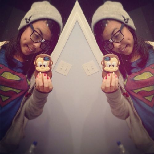 i'm about that clark kent lifeee !