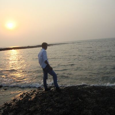 Edmiring sunset......