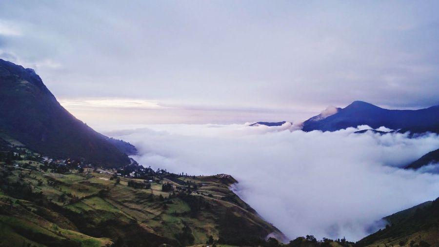 Ecuador Mountains Fog Abovesealevel Heights First Eyeem Photo The Great Outdoors - 2017 EyeEm Awards