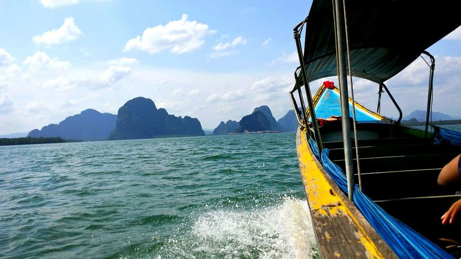 Trip To James Bond Island .. Khao Phing Kan Thailand Holiday Memories Starting A Trip