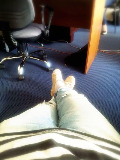конец рабочего дня, чему я очень рада^_^ Relaxing Jeans Selfie Hi!