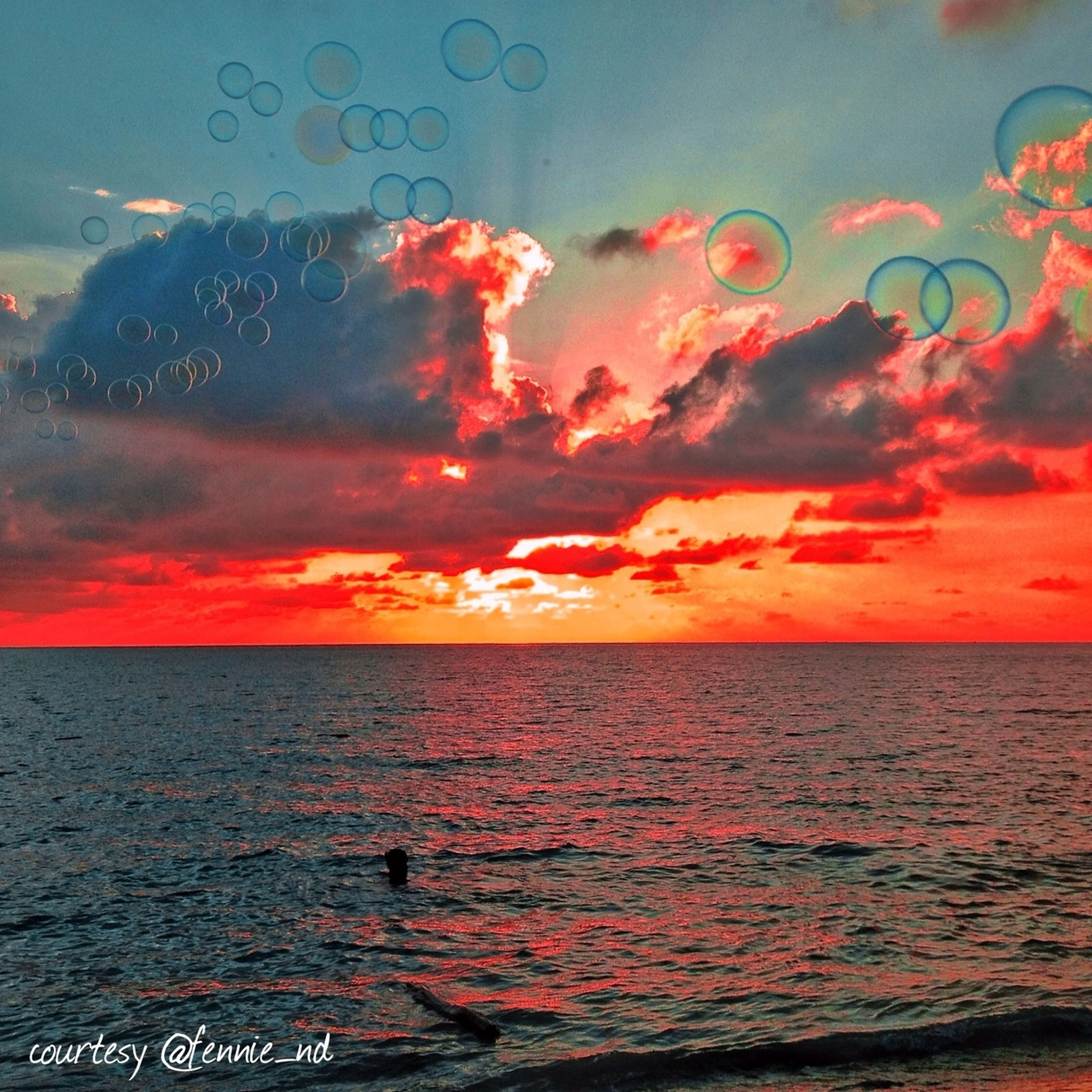 water, sunset, sea, scenics, horizon over water, sky, beauty in nature, tranquil scene, cloud - sky, tranquility, orange color, idyllic, nature, waterfront, rippled, dramatic sky, cloudy, reflection, cloud, sun