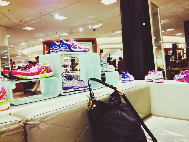 Shopping At Nordstrom New Sneakers Just Bought It