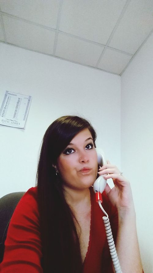 It's Business Time I'm Crazy And I Know It ;) On The Phone... Laugh