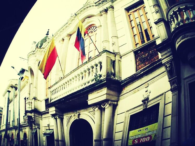 Colombia Centro Bogota