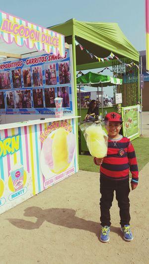 A Taste Of Life SmileBoy Happyday Mistura 2015 Lima-Perú Candy