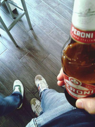 Enjoying A Meal Enjoying Life I ❤ Beer Peronismo Militante