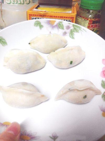 Dumplings Chinese Chives Juicy Pork Dumplings