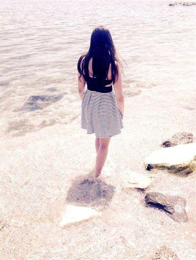 Salty Water Saltyhair Enjoying Life Relaxing Summer2015 Summer ☀ Sand Sea Air