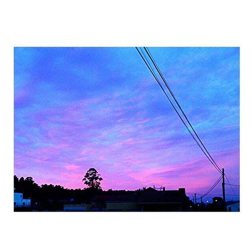 Sunset Walking Around