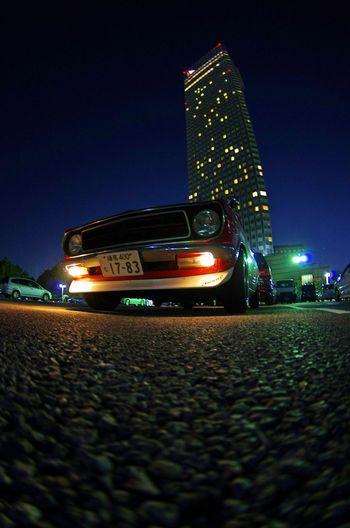 サニトラ Nissan 日産 幕張