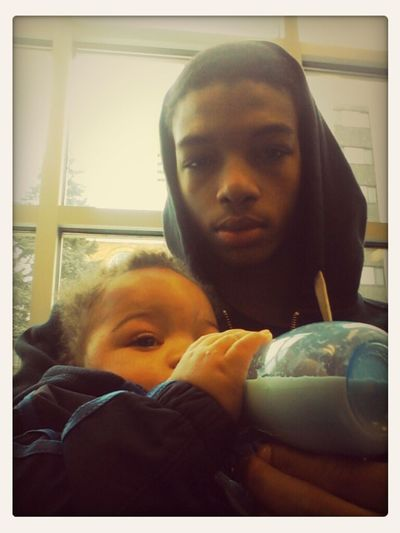 At Da  Wit My Youngin