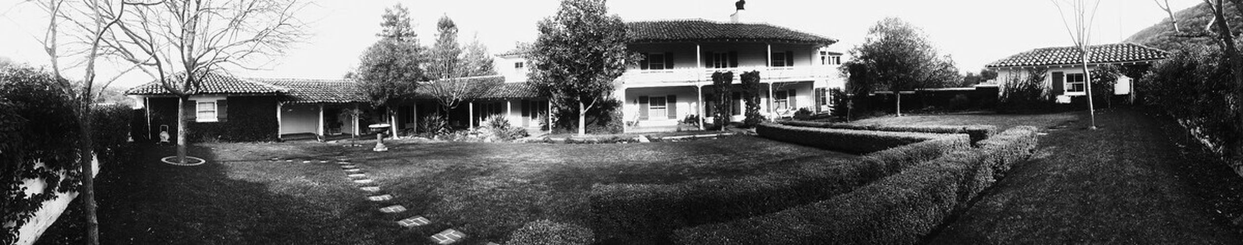 Eugene O'neill Historical Building Danville