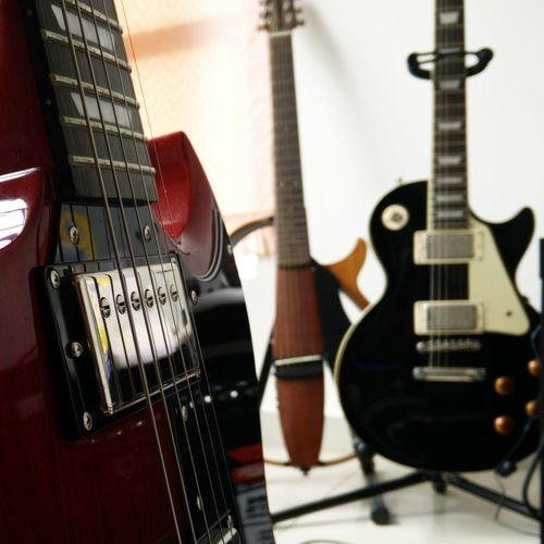Musical Instrument Music Guitar Electric Guitar Musical Instrument String Rock Music String Instrument Musical Equipment Close-up Enjoying Life Learn To Rock Guitar Love Guitars Gibson Guitar Gibson SG Gibson EpiphoneSG Guitar Time Fretboard Music Yamaha Slg200s Arts Culture And Entertainment Guitar Daily