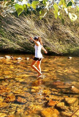 Capturing Freedom Cachoeira Riacho  Chegamos Bem Traveling Nature_collection