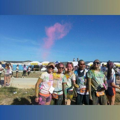 Colorrunmanila Colorruncebu ColorRun Colorful funrun runners squareandroid