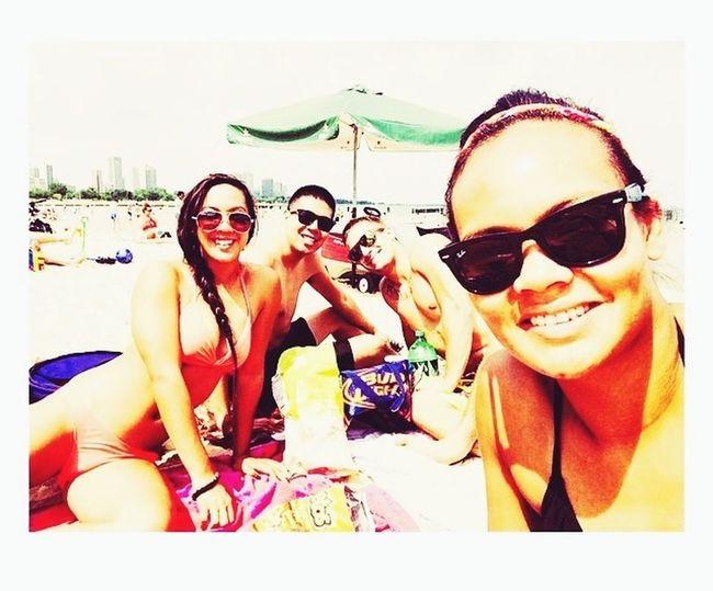 Enjoying the last week of summer Summer ☀ Friends And Brews ✌️