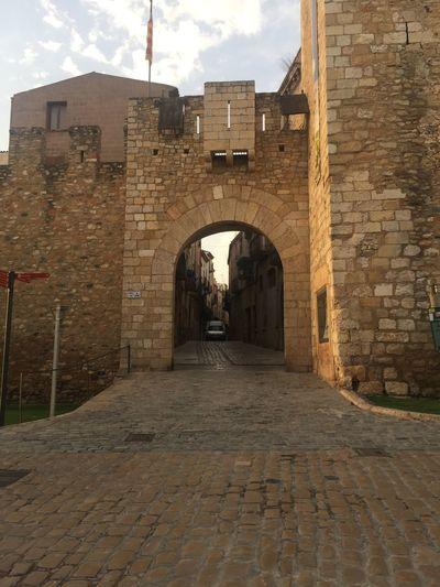 Puertas zona fortificada..!!
