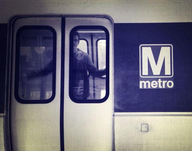 Black And White Transit Public Transportation