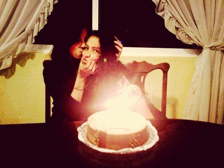 HBD Sis❤ First Eyeem Photo Birthday Cake