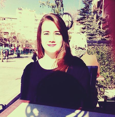 Sunshine Happy :) Today :)