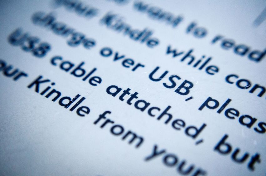 Communication Technology Text Close-up Graphical User Interface No People EyeEm Technology Kindle Nikon D5100