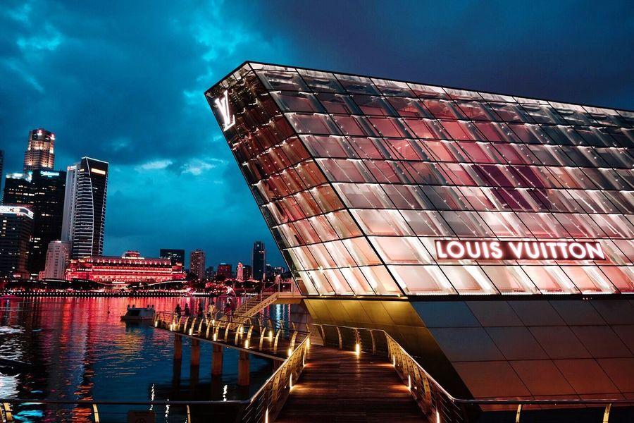 #LouisVuitton #Singapore #Fujifilm