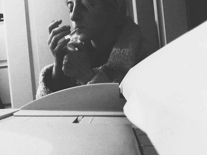 Selfportrait Blackandwhite Monochrome Vscocam