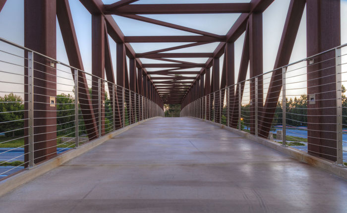 Footbridge over Irvine California in the evening close to sunset in summer Adventure Architecture Bridge Built Structure California Day Footbridge Footbridge Crossing Infinity Infinity ∞ Irvine, California. Journey No People Outdoors Southern California The Way Forward Travel United States