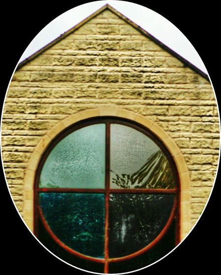 Teardrop Window Tears Circular Window Round Window Pointed House Pointed Roof Check This Out Taking Photos Enjoying Life
