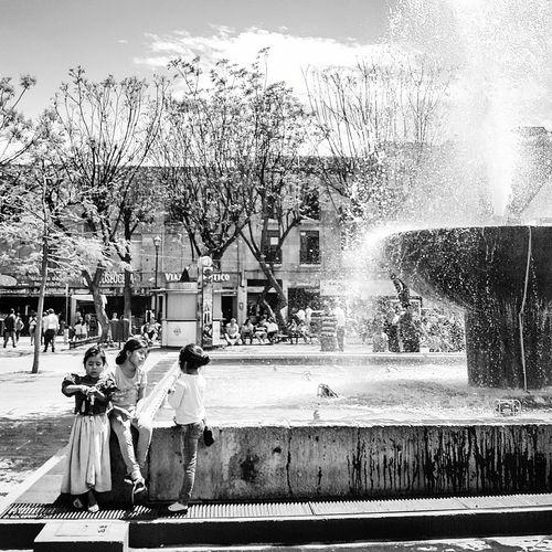 Guadalajara Historic Downtown Blackandwhite EyeEm Turisteando Urban Spring Fever