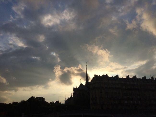 Paris Notre-Dame Ile Saint Louis
