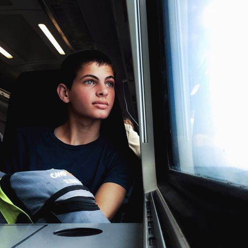 Deep 💙 Eyes Blue Green Train Window Mytrainmoments Mydtrainmoments Portrait Photography Mobile Photography IPhoneography The Portraitist - 2017 EyeEm Awards