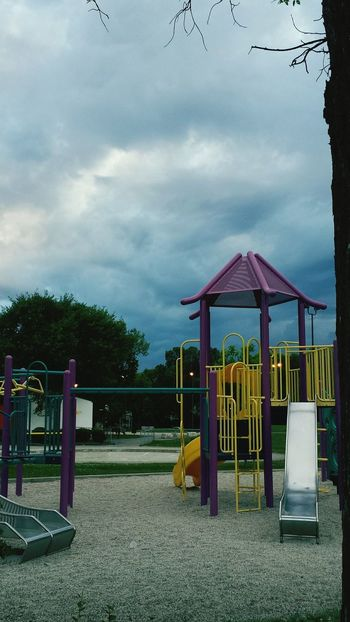 playground Taking Photos Clouds And Sky Cloudy Stormy Sky