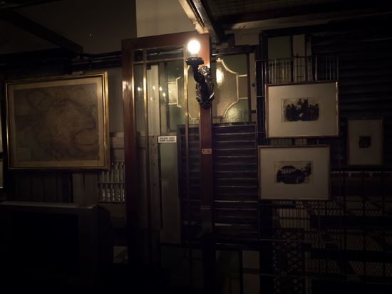 Dim Light Illuminated Indoors  Lightbulb No People Nostalgia